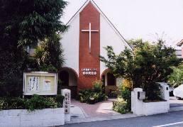 大阪教会写真